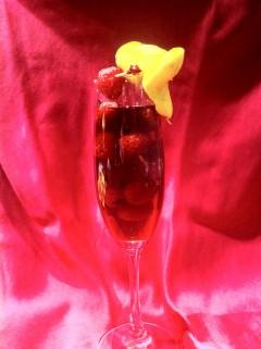 Peepintine (Valentine Peep Drink) - tweet #peepdrinks #valentinepeepdrink to vote for this in the contest ending May 30, 2011!